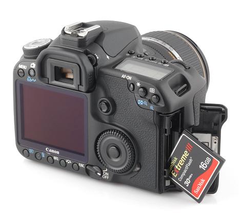 Canon EOS 50D | Mácula Lútea