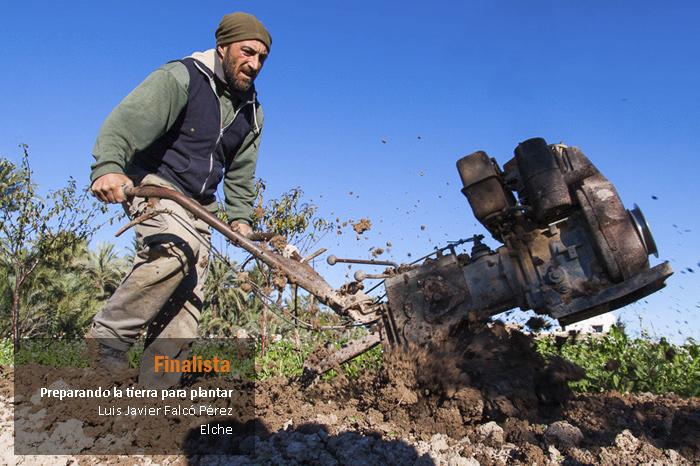 Fotografía finalista Mundo Rural 2013